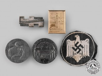 Germany, Third Reich. A Lot of Badges