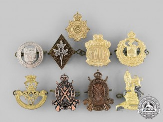 Canada. A Lot of Canadian Cap Badges (Post 1945 Manufactured)