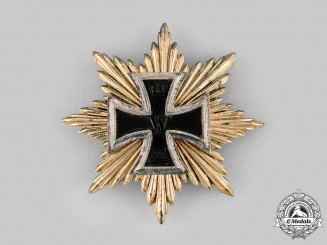 Germany, Imperial. A Star of the Grand Cross of the Iron Cross, c.1918