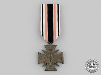 Germany, Weimar Republic. A Naval Corps Flanders Cross, c. 1925