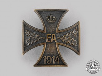Germany, Imperial. A Brunswick War Merit Cross, I Class, c.1914