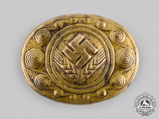 Germany, RAD. A Reich Labour Service of Female Youth (RADwJ) Commemorative Service Badge