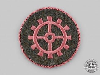 Germany, Heer. An Armoured Mechanic Trade Badge, I Class