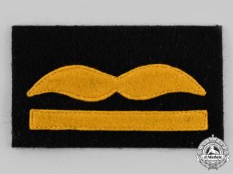 Germany, Luftwaffe. A Flight Suit Generalmajor Sleeve Insignia