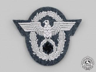 Germany, Ordnungspolizei. A Sleeve Insignia