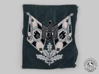 Germany, Heer. A Heer Infantry Standard Bearer's Sleeve Insignia