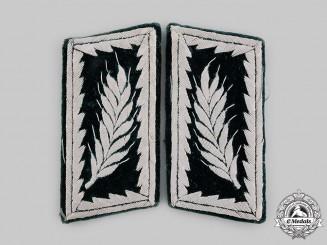 Germany, RAD. A Set of Reich Labour Service Arbeitsführer/Oberarbeitsführer Collar Tabs