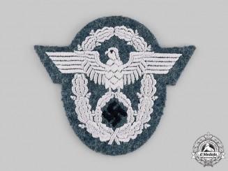 Germany, Ordnungspolizei. An EM/NCO's Sleeve Insignia