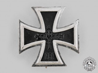 Germany, Federal Republic. A 1939 Iron Cross I Class, 1957 Version