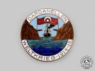 Austria, Empire. A Dardanelles Veteran's Commemorative Badge 1914-1915
