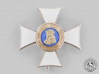 Hesse-Darmstadt, Landgraviate. An Order of Philip the Magnanimous, Honour Cross, c.1910