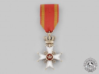 Baden. An Order of Berthold the First, II Class Knight, c.1918