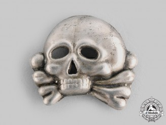 Germany, Heer. A Panzer Totenkopf Insignia