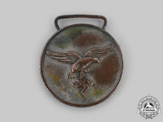 Germany, Luftwaffe. A Flakscheinwerfer Company 269 Member's Medal