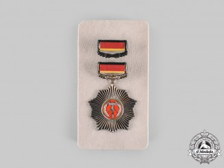 Germany, Democratic Republic. A Patriotic Order of Merit, II Class Silver Grade, c.1970