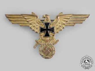 Germany, Third Reich. A Kyffhäuser League Breast Eagle