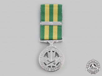 Canada, Commonwealth. A Corrections Exemplary Service Medal