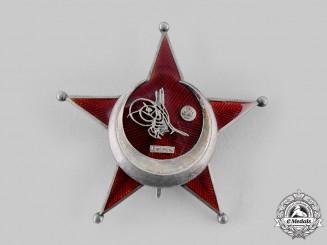 Turkey, Ottoman Empire. A Godet-Made Turkish War Medal (Gallipoli Star)