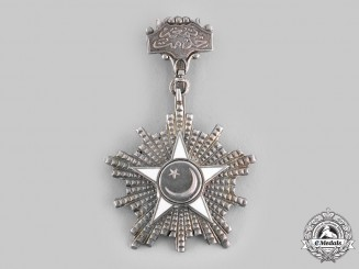 Pakistan, Islamic Republic. A Medal of Military Service (Tamgha-i-Khidmat), III Class