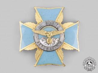 Bolivia, Republic. An Order of Aeronautical Merit, Officer's Star, c.1970