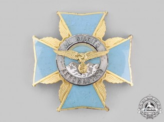 Bolivia, Republic. An Order of Aeronautical Merit, Officer's Star, c.1970