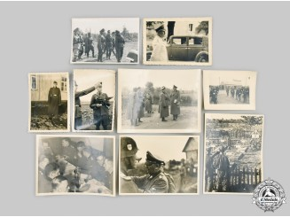 Germany, SS. A Lot of Private Wartime SS Photos