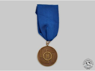 Germany, SS. A SS Long Service Award, III Class for 8 Years