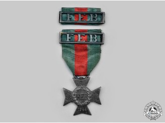 Brazil, Federative Republic. An Expeditionary Force Cross