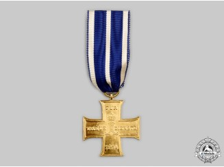 Schaumburg-Lippe, Principality. A Faithful Service Cross of 1914