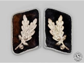 Germany, SA. A Set of Oberführer Collar Tabs