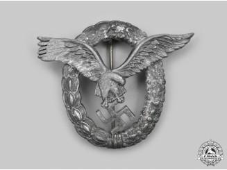 Germany, Luftwaffe. A Pilot's Badge