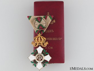 Civil Merit Order - 4th Class