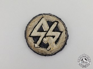 Germany. A Traditional Bullion DLV Patch for Members of the SA/SS Flying Groups
