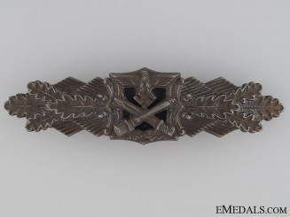 Close Combat Clasp by F.E.C. W.E. PEEKHAUS