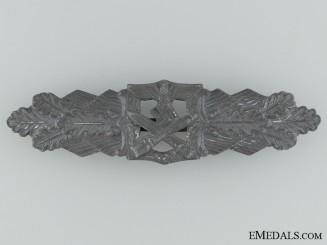 Close Combat Clasp; Silver Grade by Rudolf Souval