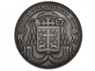(Univeristy of Ottawa) Academic Achievement Medal, 1895