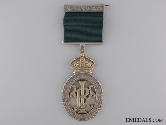 Colonial Auxiliary Forces Officers' Decoration to the Victoria Rifles