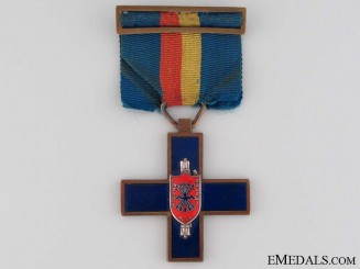 Commemorative Cross of the Blue Arrows Division,
