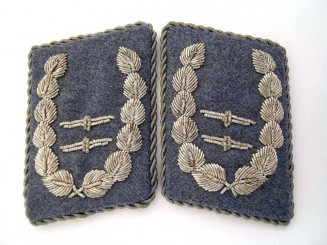 COLLAR TABS AIR FORCE OFFICER