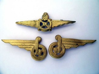 WW2 RAILWAY PERSONNEL INSIGNIA