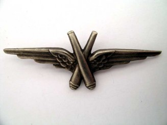AIR FORCE ANTI-AIRCRAFT (FLAK) BADGE WW II