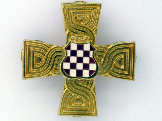 War Commemorative Cross 1992-95