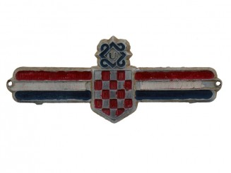 Leader's Badge, WWII Croatian