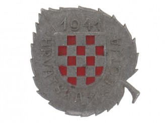 Badge of the Croatian Legion WWII