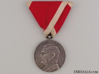 Croatian Bravery Medal - 2nd Class