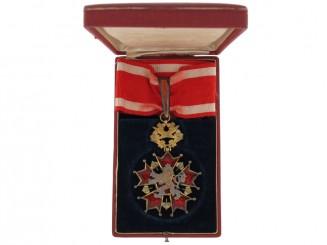Order of the White Lion. Commander.