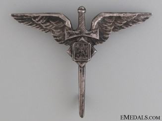 Czechoslovakian Air Force - Air Gunner's Badge