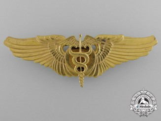 "An Early Second War Type 1 USAAF Flight Surgeon Wing by ""GEMSCO – N.Y."""