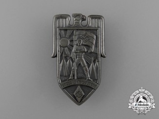 "A Third Reich Period HJ ""For the Führer's Youth"" Badge"