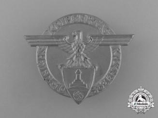 A 1936 Reichs War Veteran's Day Badge